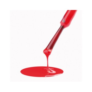 Estrosa - Smalto Gel Semipermanente - rosso ciliegia - 14 ml