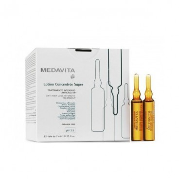 MEDAVITA LOTION CONCENTREE PH 3,5 13 FIALE X 6ML
