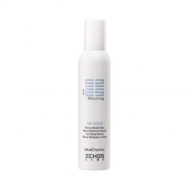 Echos Line Flexicurls - Turn around mousse attiva ricci 300 ml