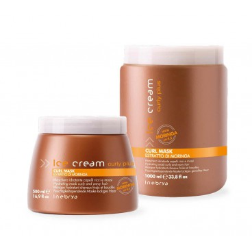 Inebrya Ice Crean Curl Mask 500ml