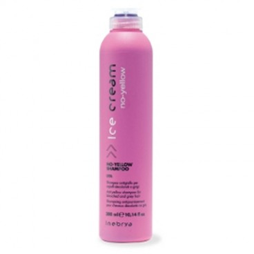 Inebrya Ice Cream No Yellow - No-yellow shampoo uva 300 ml