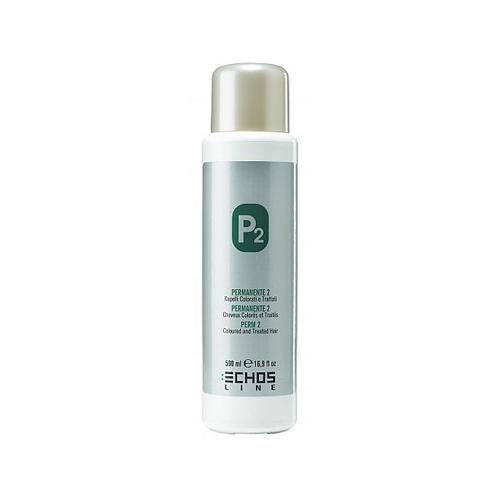 Echos Line Perms - P2 Permanente capelli colorati e trattati 500 ml