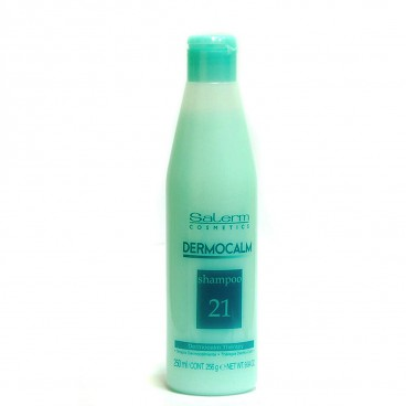 Linea Spa Shampoo Dermocalmante Salerm Cosmetics 250ml