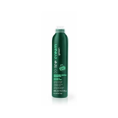 Inebrya Ice cream Green - Moisture gentle shampoo 300 ml