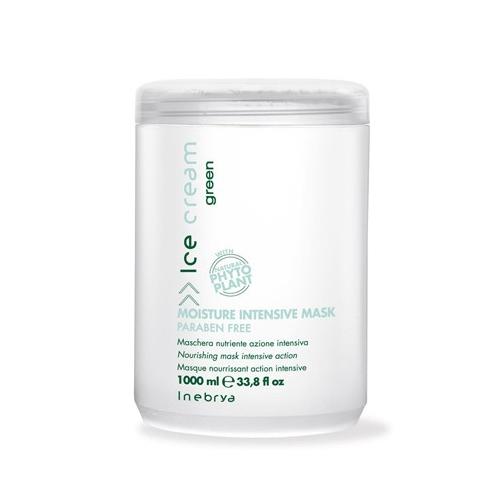 Inebrya Ice cream Green - Moisture intensive mask 1000 ml