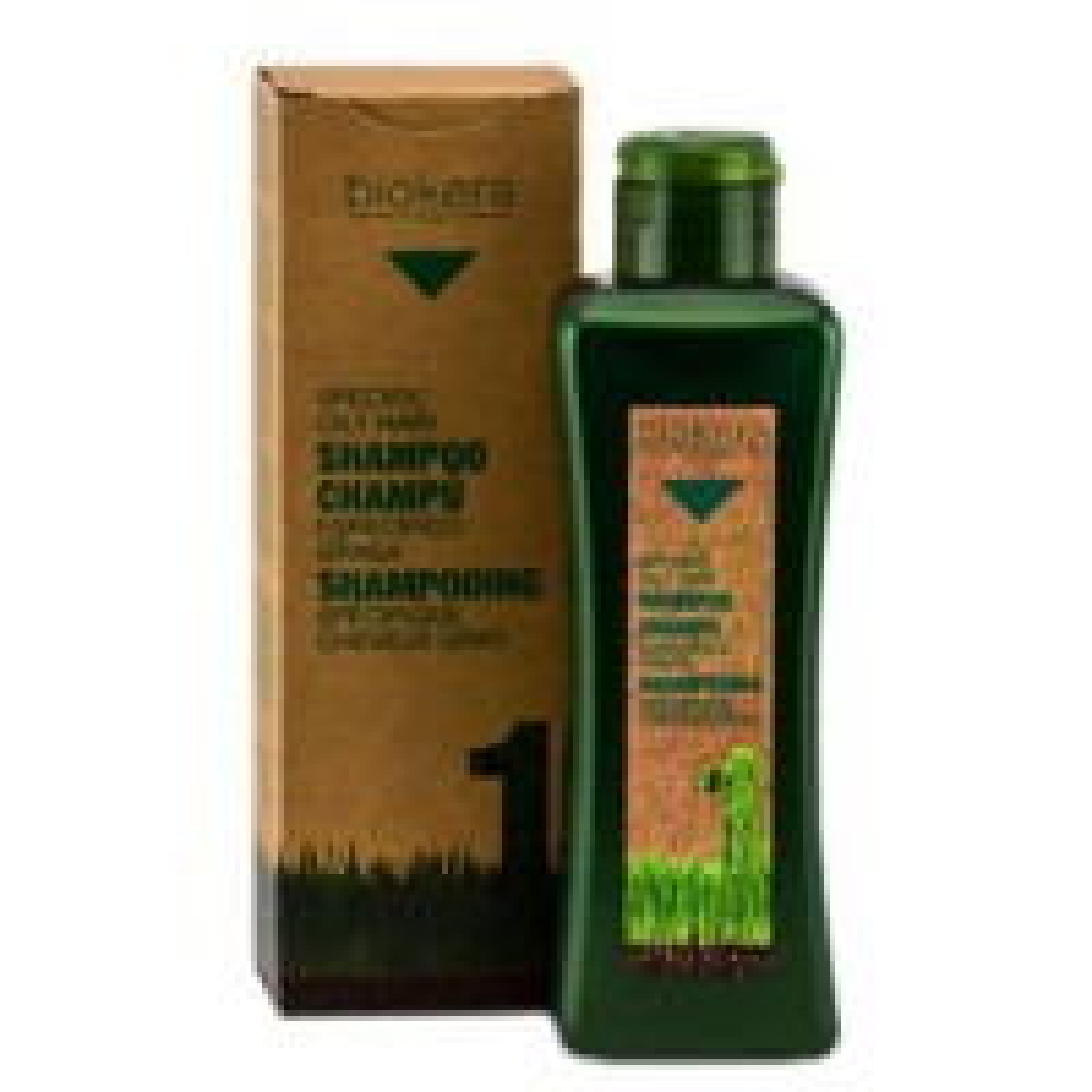 Biokera Natura shampoo antisebo
