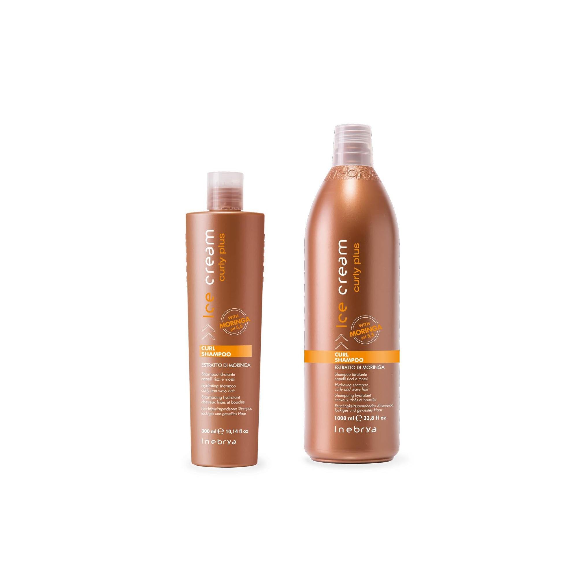 Inebrya Ice Cream Curl Shampoo 300 ml