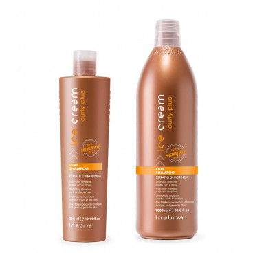 Inebrya Ice Cream Curl Shampoo 1000 ml