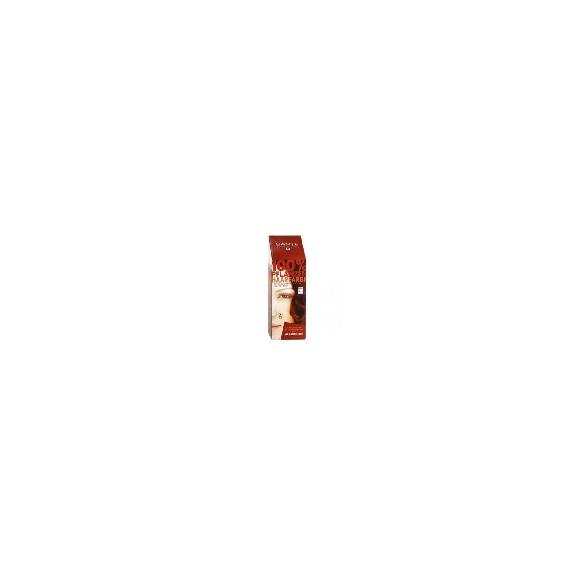 Sante Tina vegetale per capelli Rosso Mogano