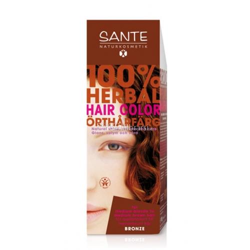 Sante tinta vegetale per capelli Bronzo