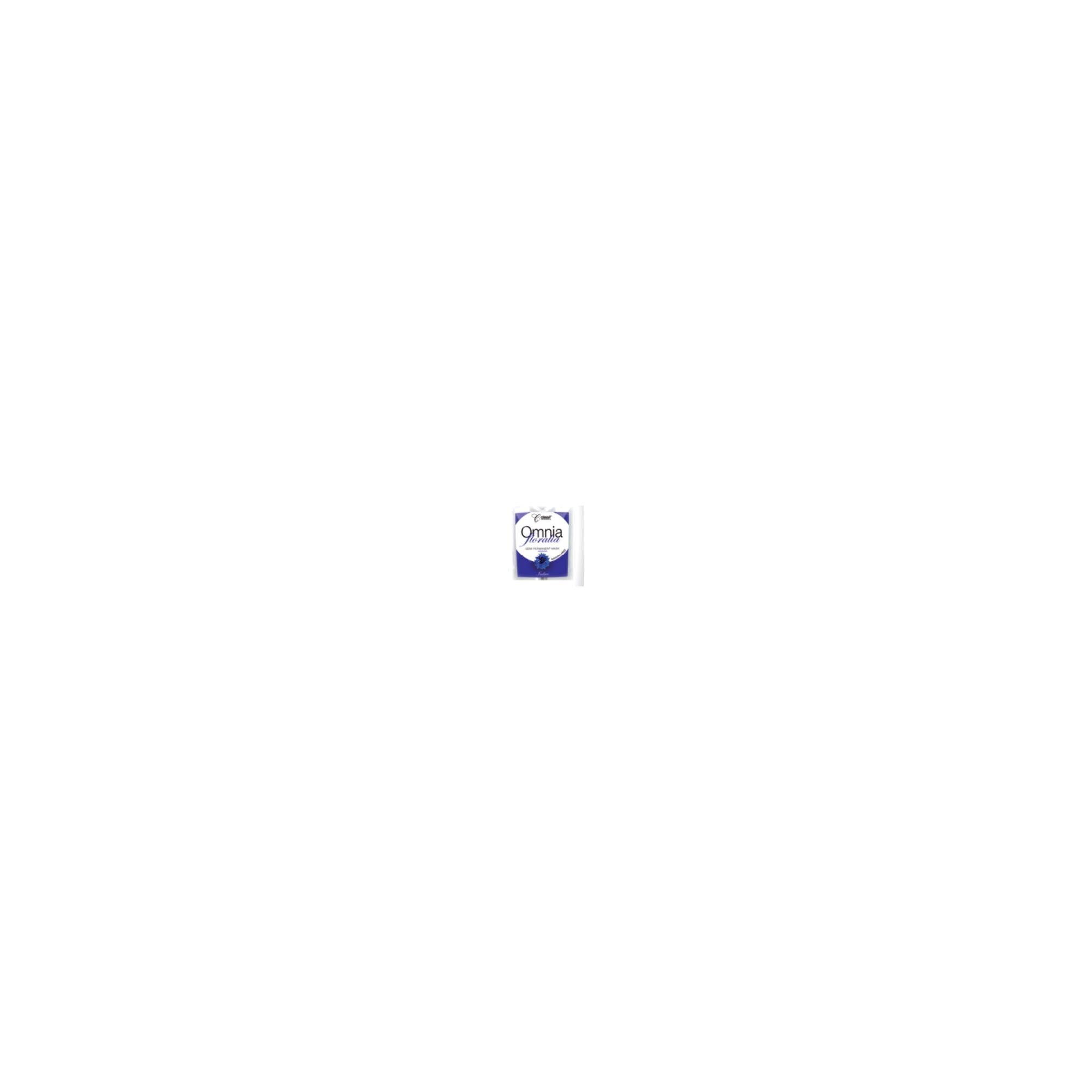 Omnia floralia - Maschera semipermanente Indaco