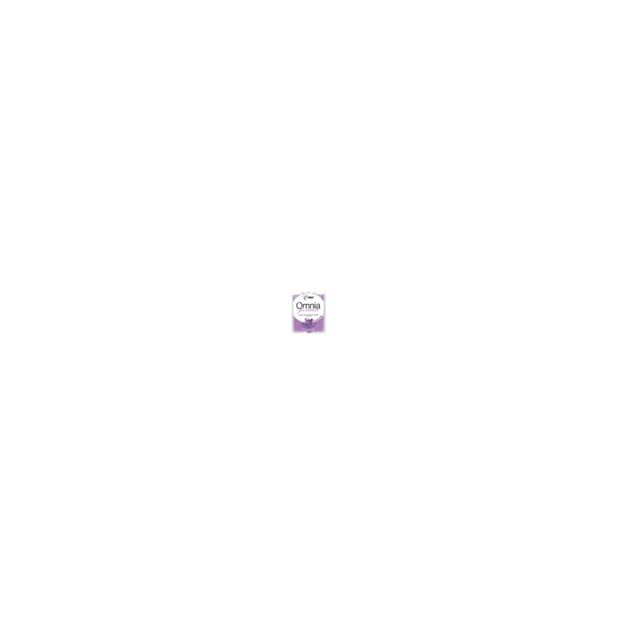 Omnia floralia - Maschera semipermanente Fiore di Lilla