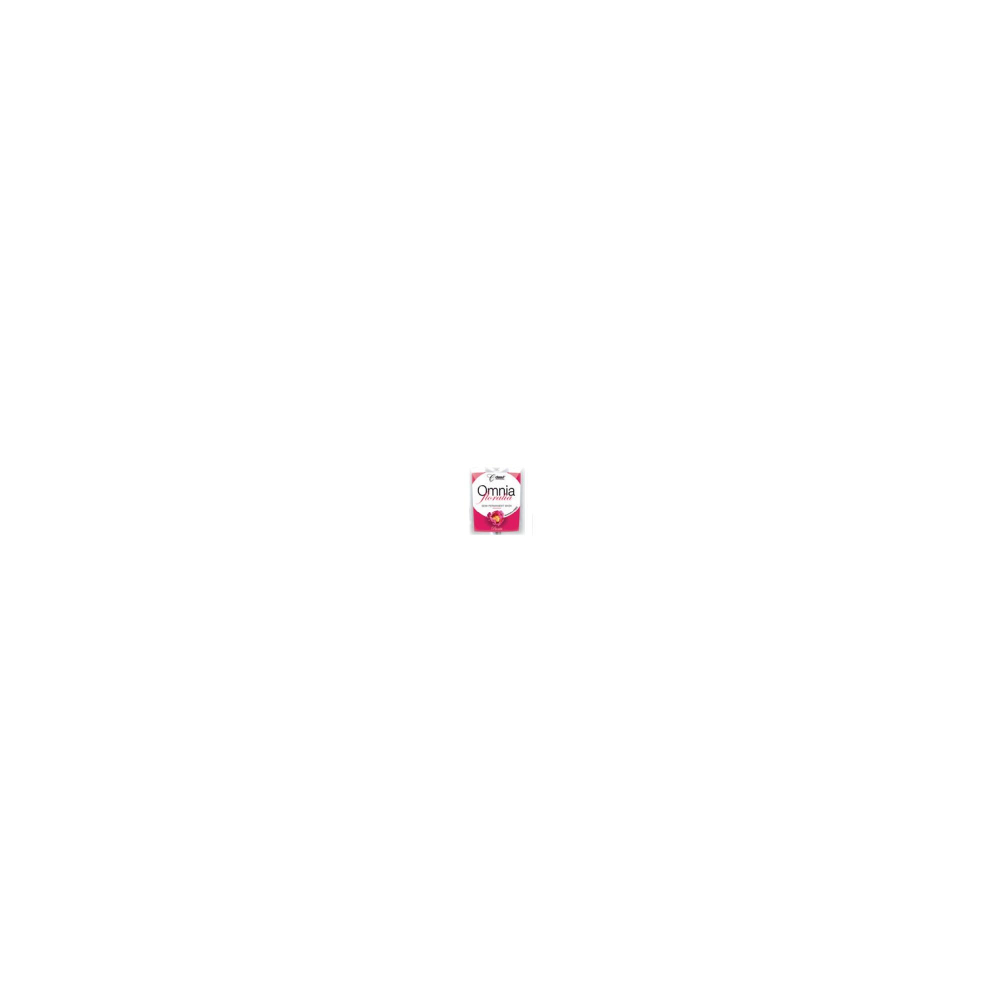 Omnia floralia - Maschera semipermanente Peonia