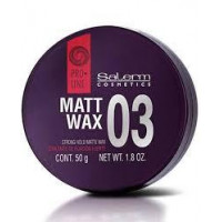 Salerm - Matt Wax