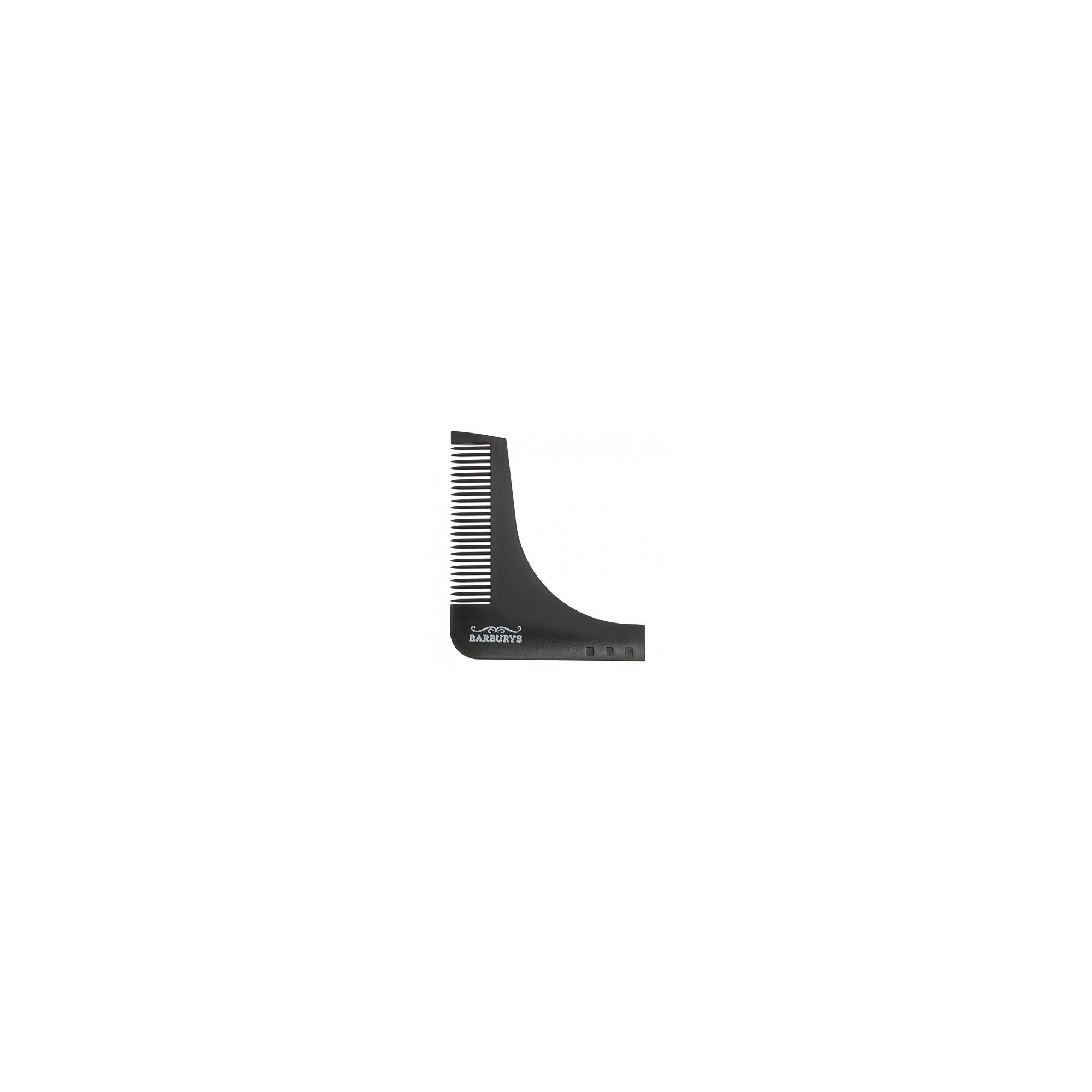 Il pettine realizzato da Barburys per modellare la vostra barba alla perfezione.