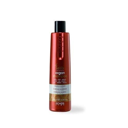 Echos Line Seliar - Argan shampoo - Shampoo nutriente all'olio di argan 350 ml