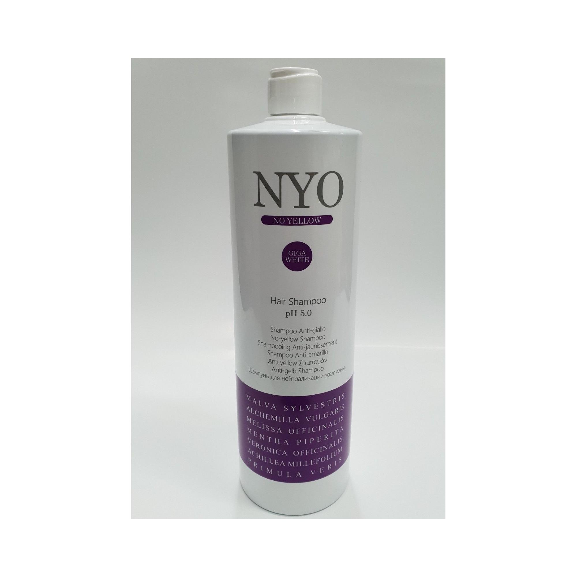 NYO HAIR Shampoo antigiallo