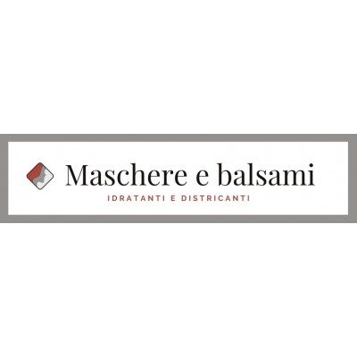 Maschere - balsami protettivi