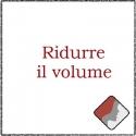 Ridurre il volume