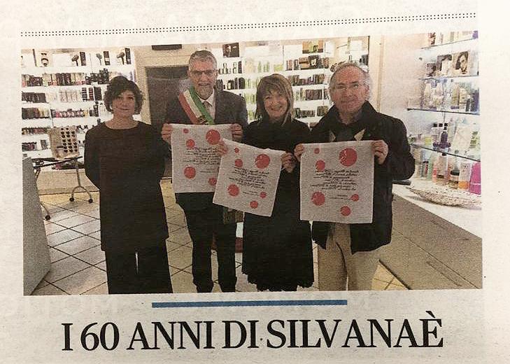 I 60 anni di Silvanaè